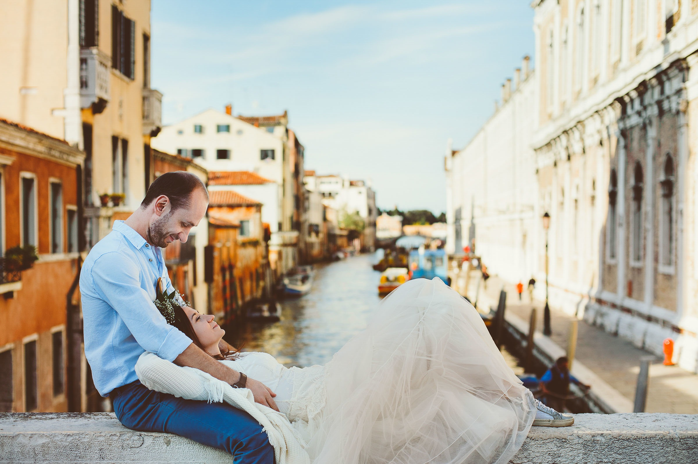 how to get married in Venice