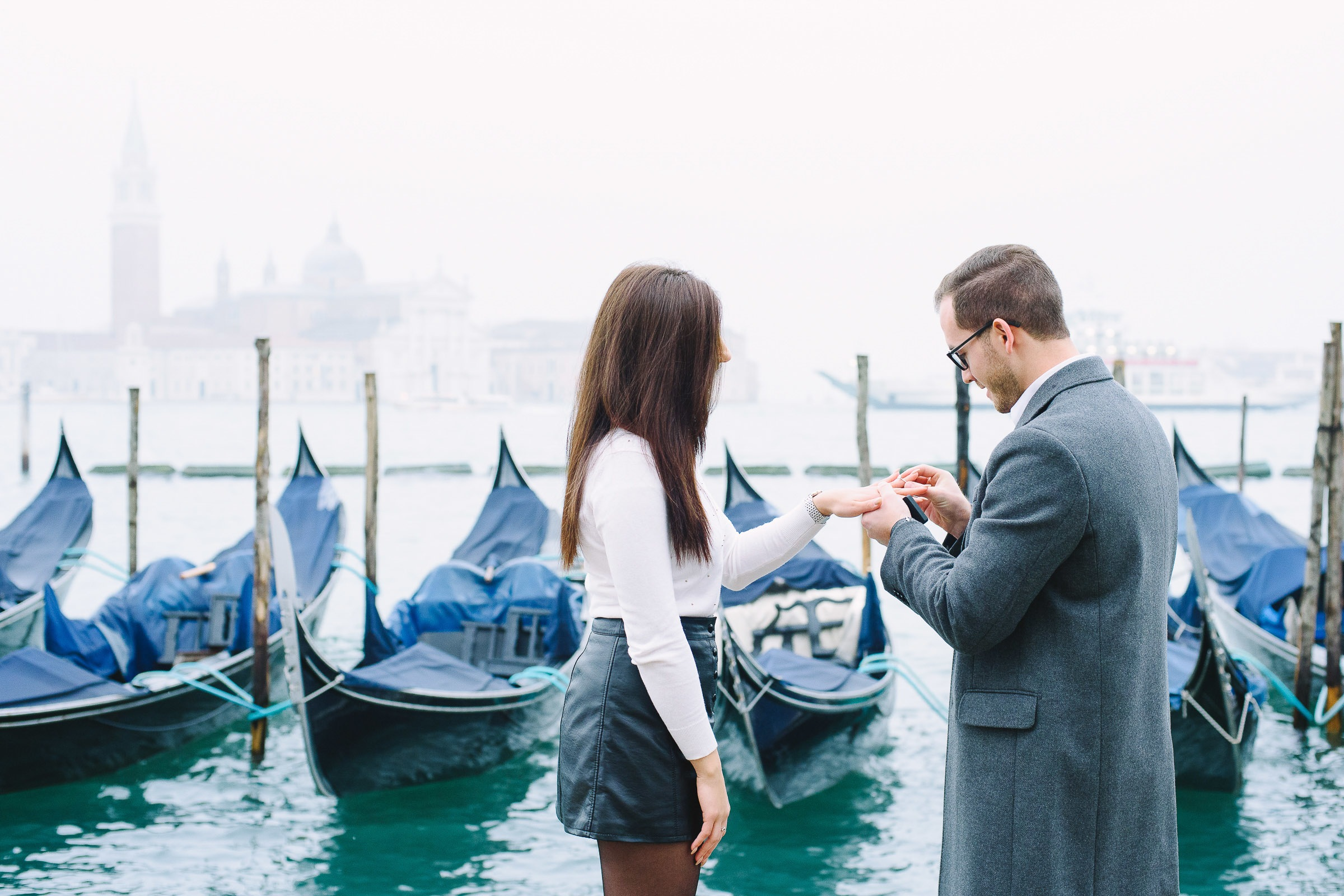 Best place to propose in venice